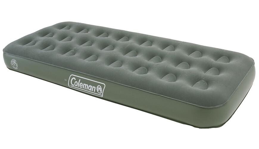 Coleman Maxi Comfort Campingseng Single grå